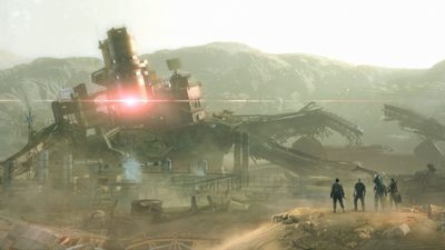 Metal Gear Survive Still Exists, and Will Arrive in 2017