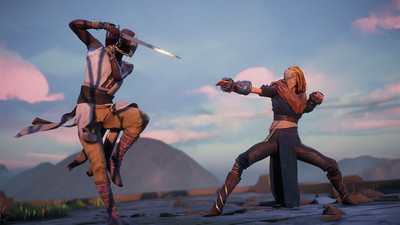 [Watch] Absolver is Dark Souls But Kung Fu Where You Build Your Own Fight Style