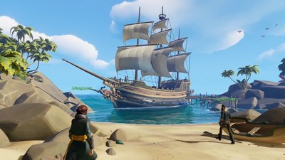 """Platform is a Barrier That Shouldn't Exist"" Rare Says While Testing Crossplay in Sea of Thieves"