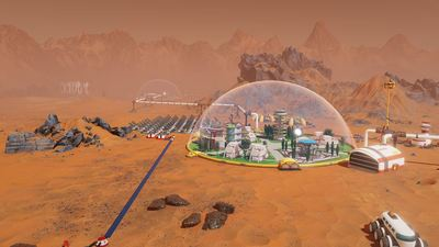 WATCH: Tropico devs are going Sci-Fi with their next game, Surviving Mars