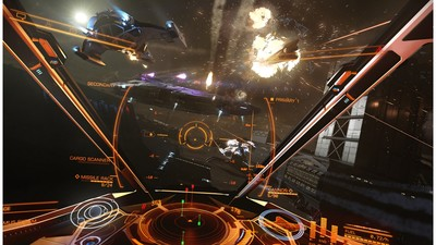 Elite: Dangerous Debuts on PS4 in June, Developer Shares Favorite Games