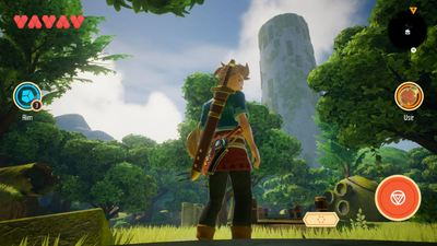 [Watch] Oceanhorn 2 gets its first gameplay trailer