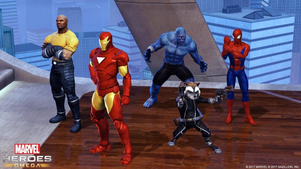 Marvel Heroes Omega Gets a Release Date for Xbox One