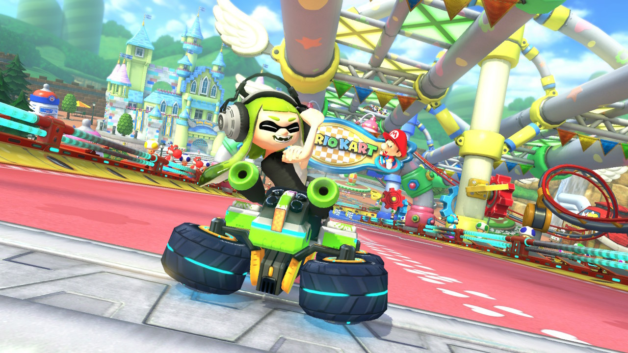 Mario Kart 8 Deluxe Patch Removes a Gesture That Means Something Different Outside of Japan