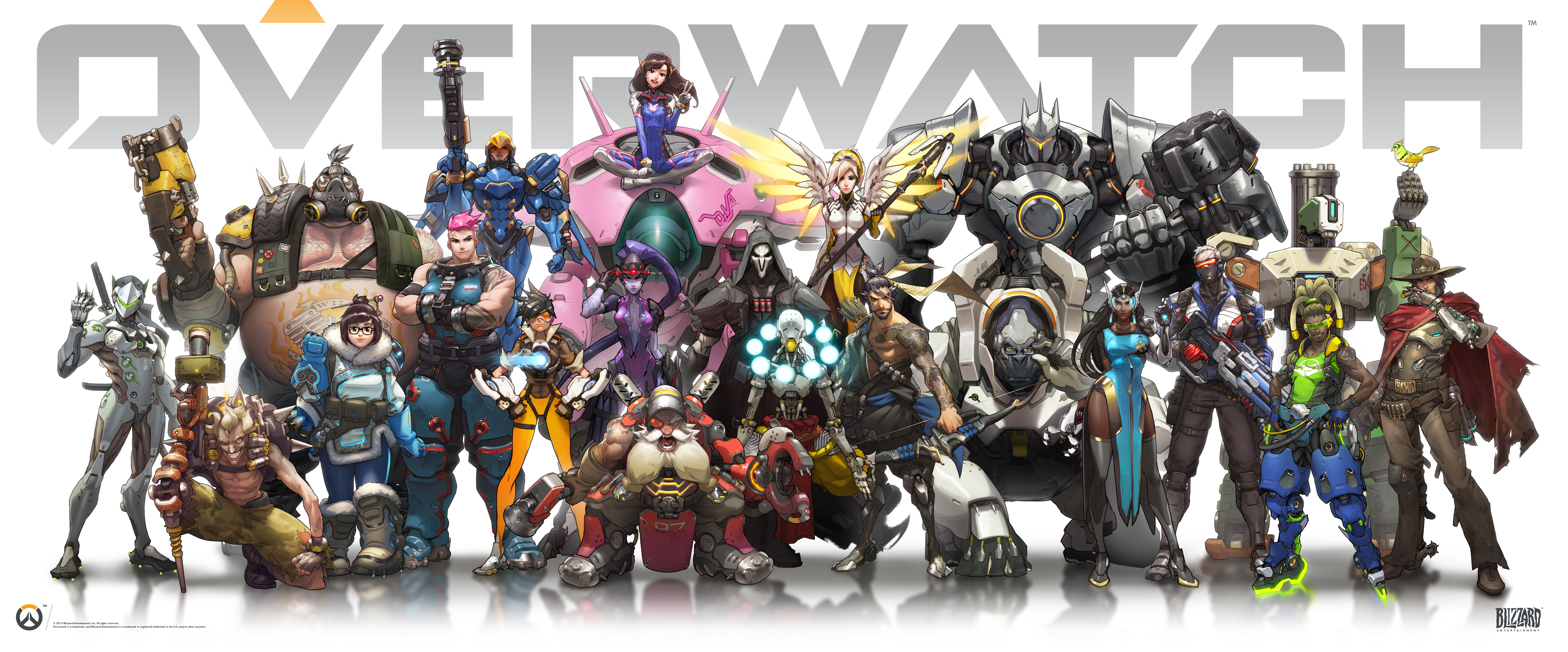[Watch] First Look at New Overwatch Arena Maps Coming with Anniversary Celebration