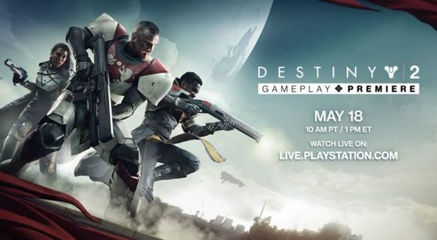 Watch the Destiny 2 gameplay reveal here