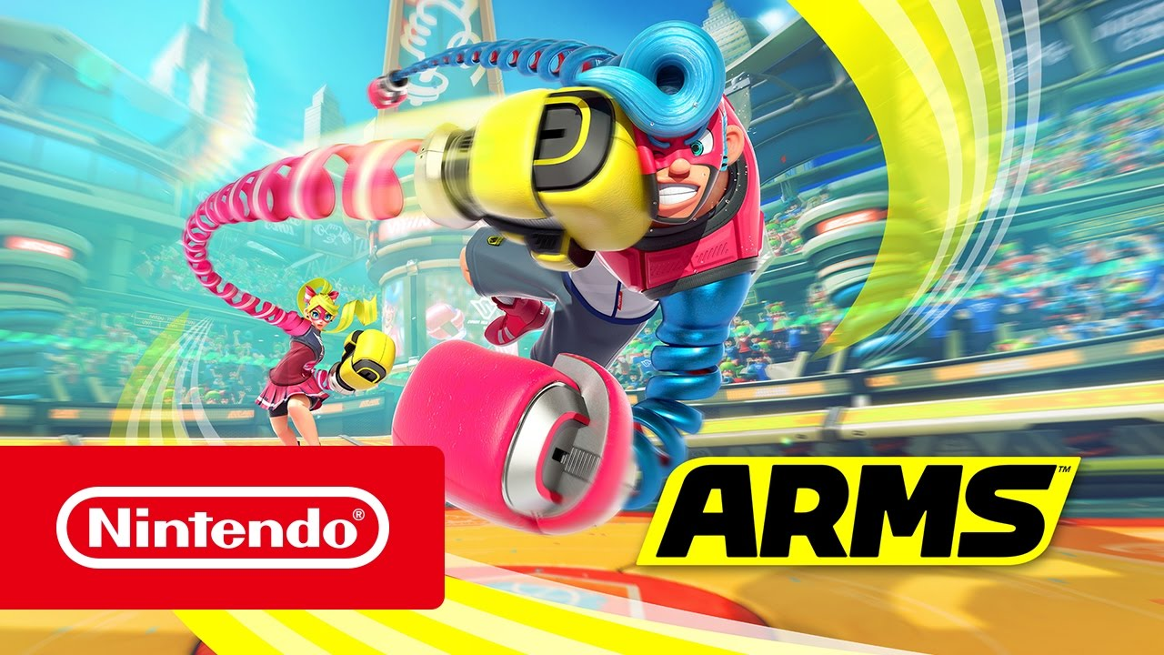 Here are the dates and times you can play the ARMS demo on Nintendo Switch