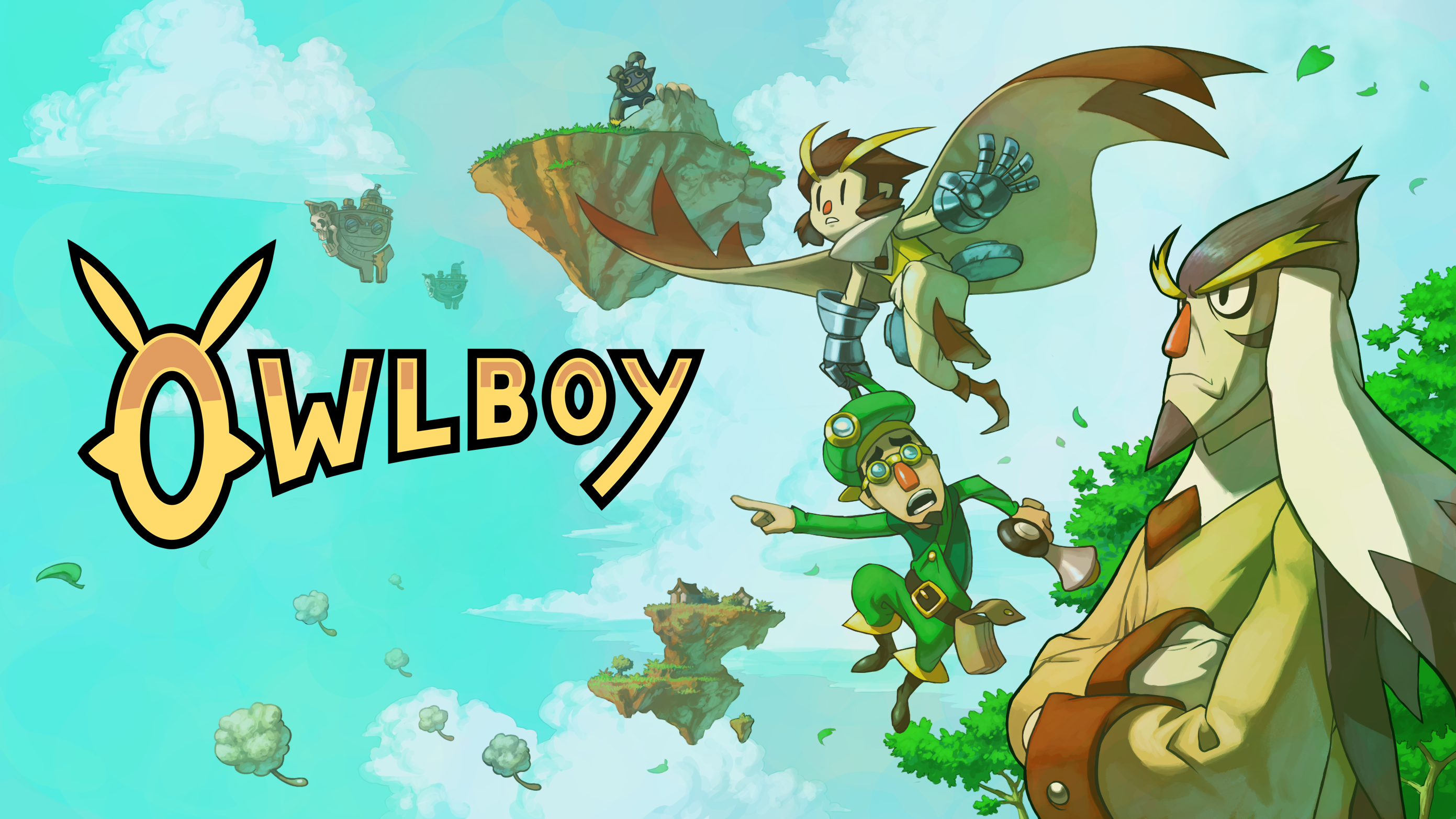 Critically acclaimed plaformer Owlboy to release on Nintendo Switch