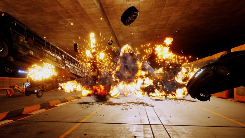 Preview: Danger Zone looks to refill a niche long lost to the end of the Burnout series