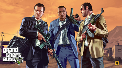 Grand Theft Auto V sells 80 million copies sold total