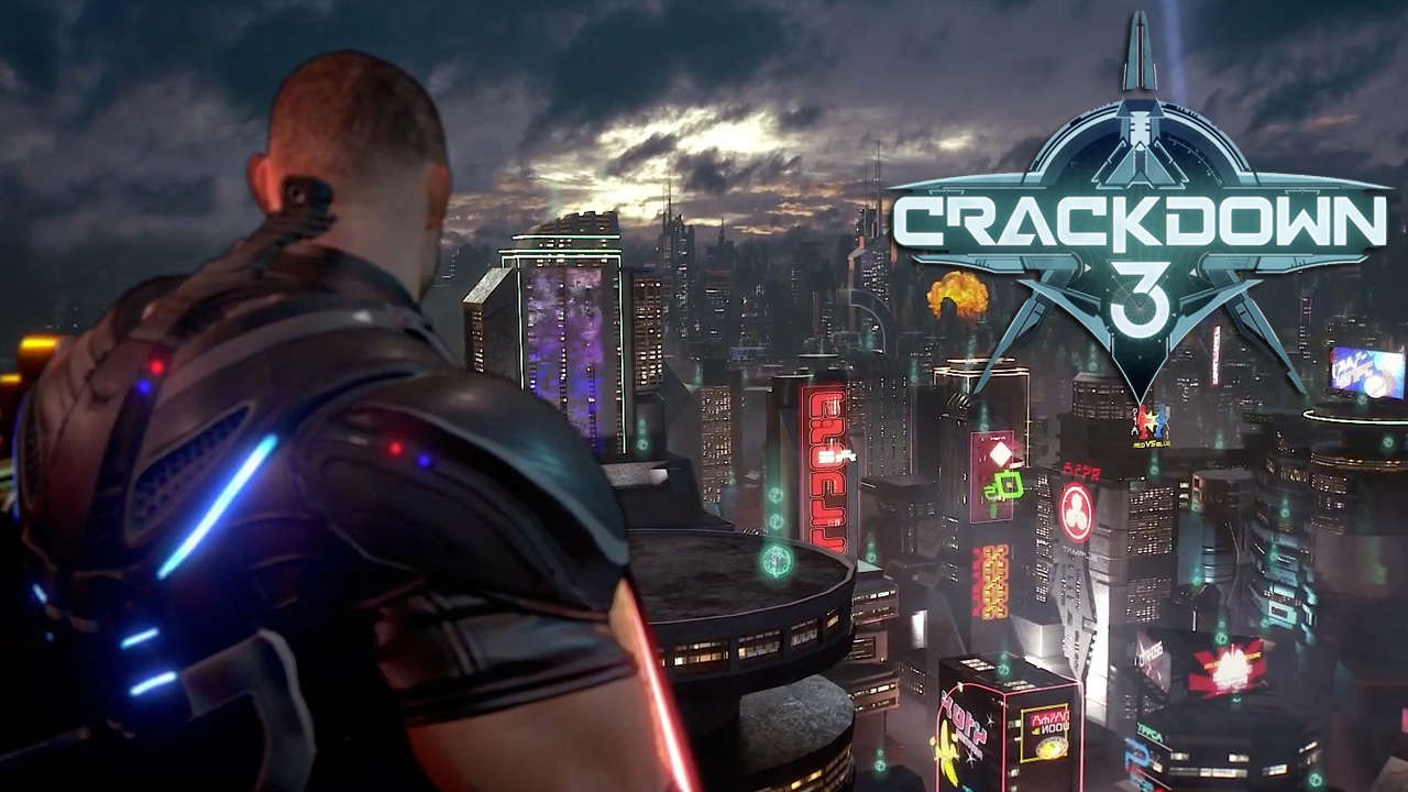Crackdown 3 will be heading to PC via Play Anywhere
