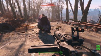 Fallout 4 will be free to play this weekend on Steam and Xbox One