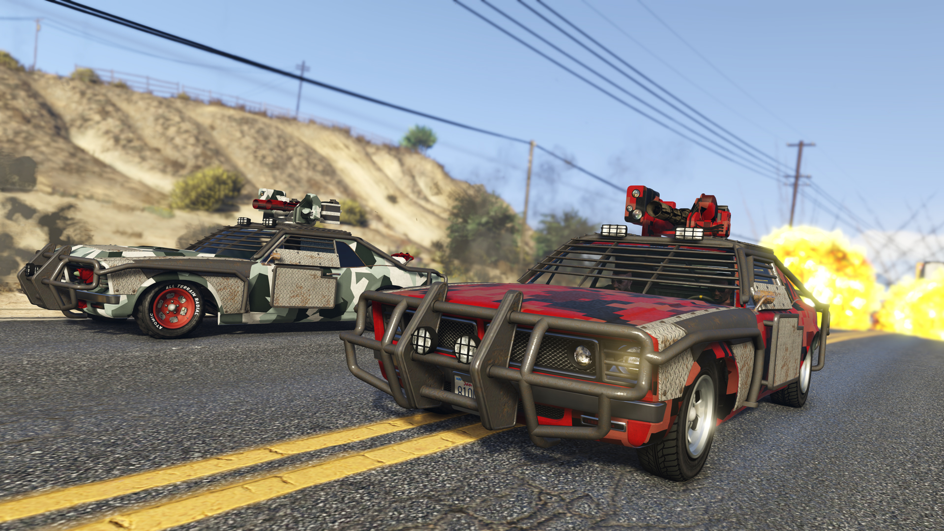 Rockstar details new gunrunning update for GTA: Online; Releasing this June