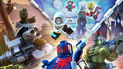 [WATCH] LEGO Marvel Super Heroes 2 releases full announcement trailer
