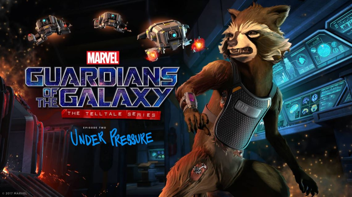 Telltale's Guardians of the Galaxy Episode 2