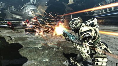 "Vanquish releases to ""Very Positive"" user reception on Steam"