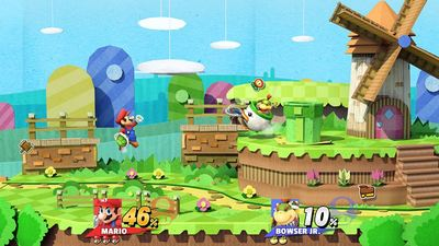 Rumor: Alleged screenshots of Super Smash Bros. for Nintendo Switch surface