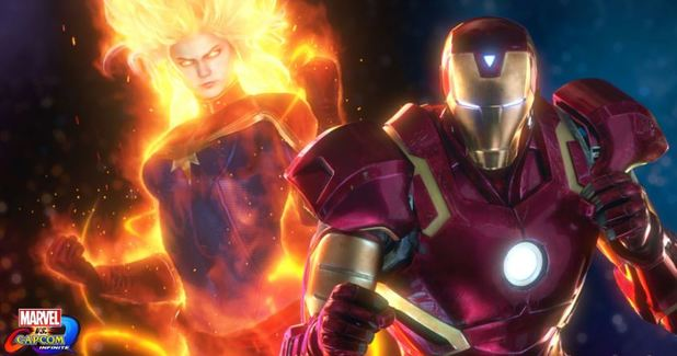 Rumor: Marvel vs. Capcom Infinite full roster