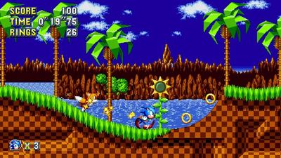 [WATCH] Sonic Mania's release date confirmed in new trailer