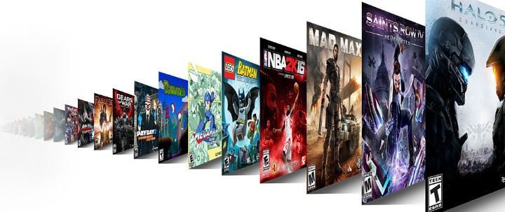 Xbox One's Netflix-Like Game Pass Launches For the Public Today, Here's What's Available