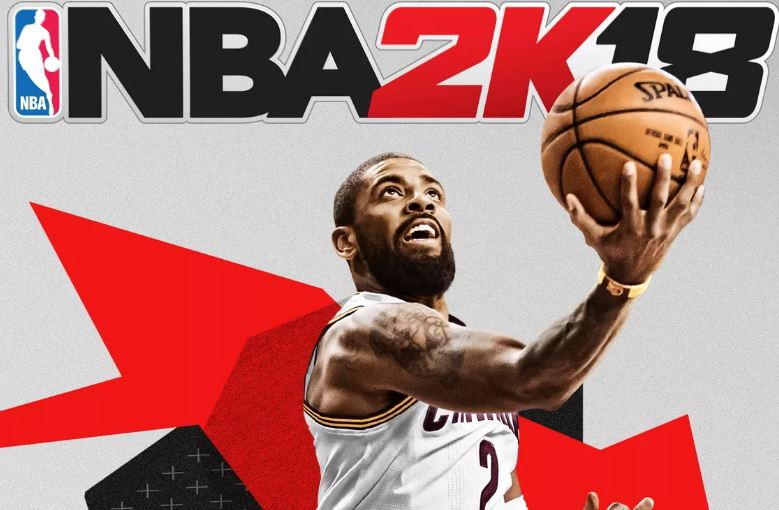 NBA 2K18 has its cover athlete, Kyrie Irving