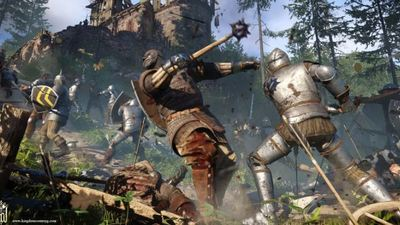 "[WATCH] Kingdom Come: Deliverance gets teaser trailer promising ""Global Announcement"" next week"