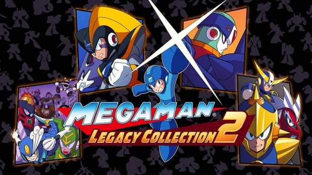 Mega Man Legacy Collection 2 Arriving August 8, 2017