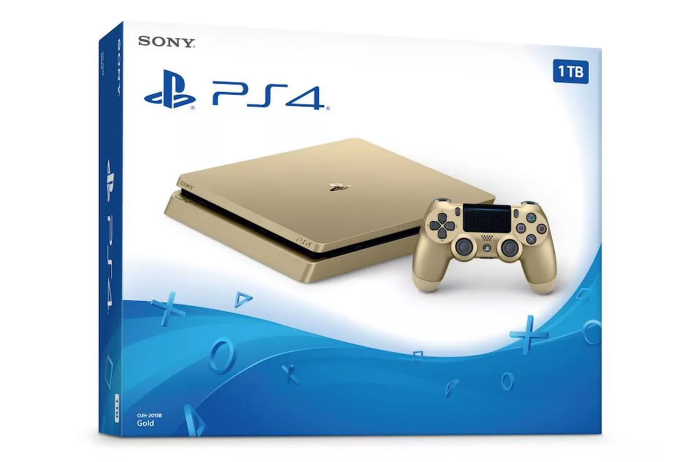gold ps4 slim is real will be on sale for 250 during the. Black Bedroom Furniture Sets. Home Design Ideas