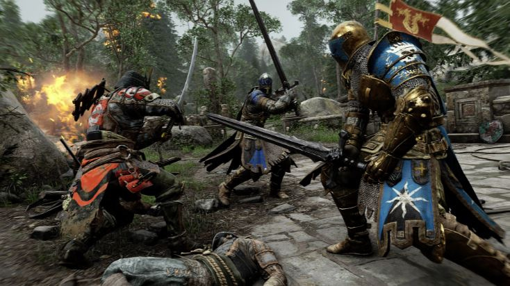 For Honor has lost over 90% of its constant player base on Steam since launch