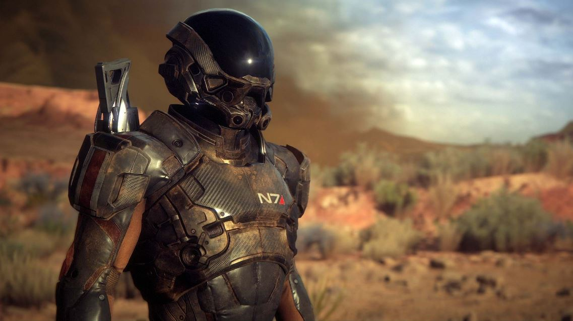 Mass Effect: Andromeda drops Patch 1.08, improves character creator, adds romance options