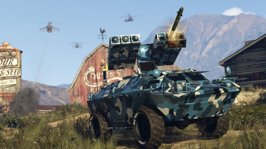 GTA Online: Gunrunning gets new screenshots and additional details