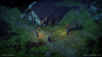 Tabletop Adventure Kingmaker Kickstarted as a Video Game Called Pathfinder: Kingmaker