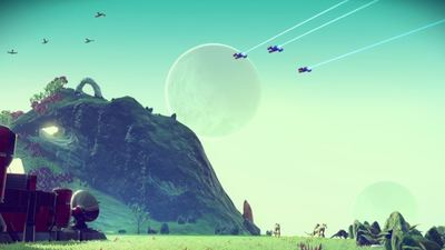 Cryptic No Man's Sky packages talk a lot about portals