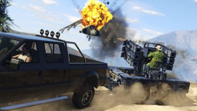 [Watch] GTA 5 Online's 'Gunrunning' update gets a trailer