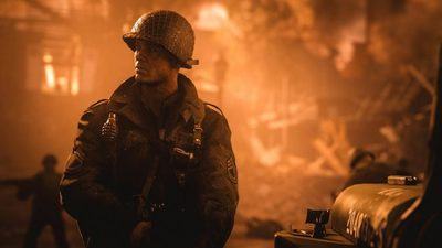 Create-a-class replaced by divisions in Call of Duty: WWII, 'War' multiplayer mode info; Details here
