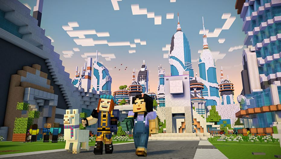 Minecraft: Story Mode - Season 2 launching on July 11th
