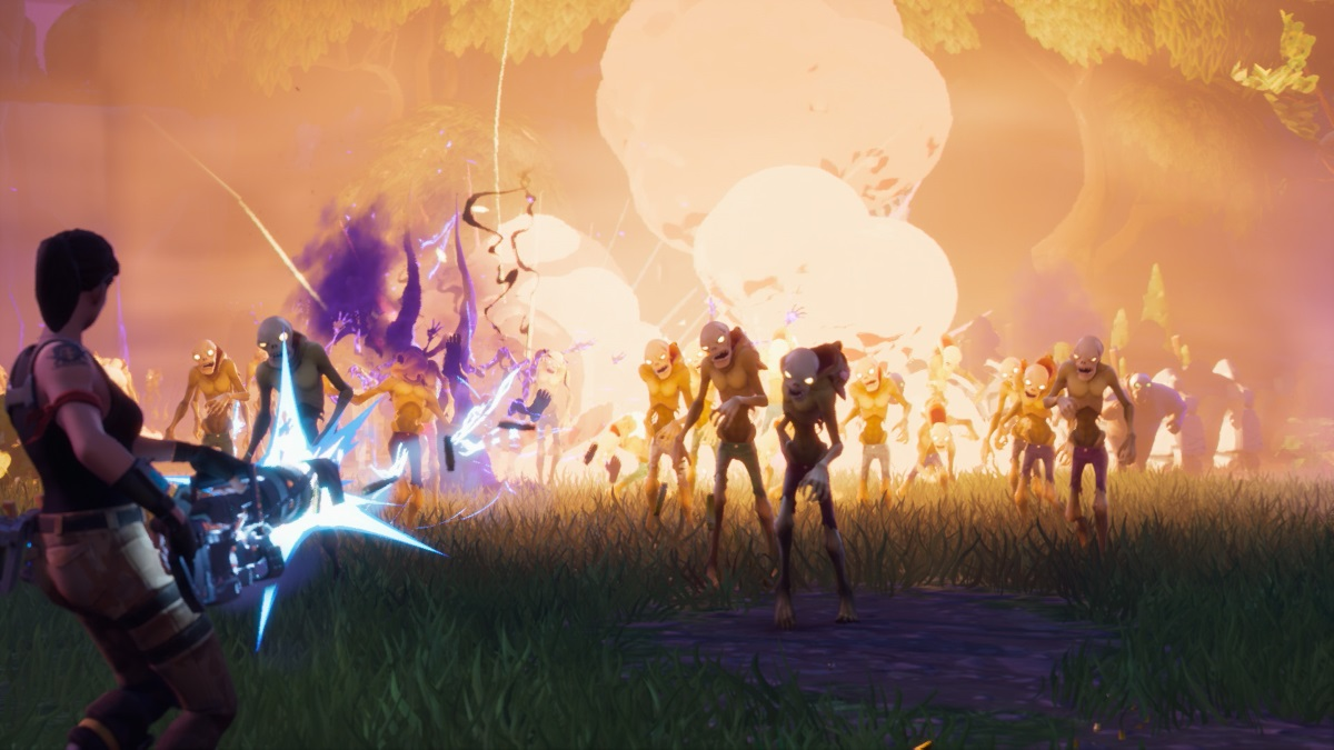 Epic's Fortnite Finally Sees the Light of Day With Paid Early Access Next Month