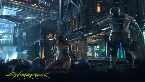 Cyberpunk 2077 Files Being Held for Ransom, CD Projekt Red Says