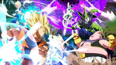 New Dragon Ball fighting game announced for PS4, Xbox One, and PC