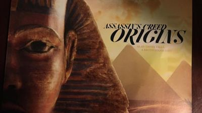 Assassin's Creed: Origins' release date has been leaked thanks to an early copy of next month's Game Informer