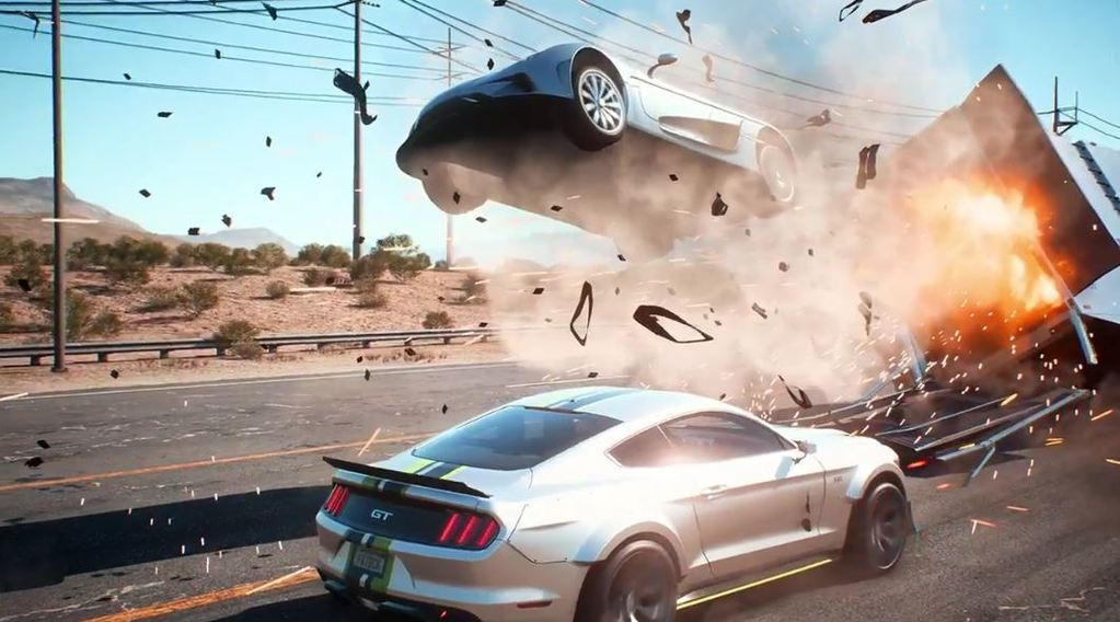 Need For Speed Payback Gameplay Trailer Released At E3 2017