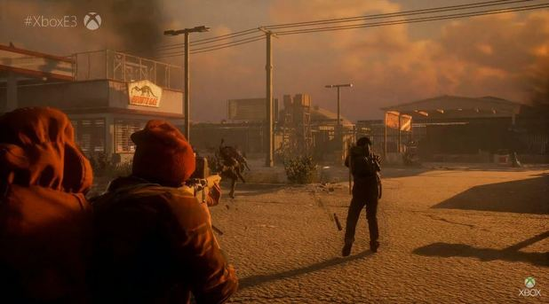 State of Decay 2 Gameplay Revealed at Xbox E3