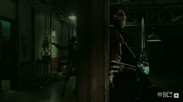 Dishonored: Death of the Outsider asking for one more big kill