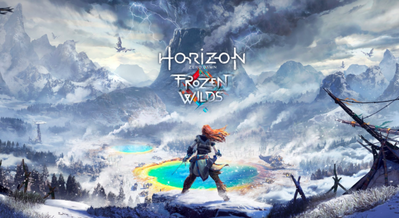 Horizon Zero Dawn: The Frozen Wilds downloadable content revealed