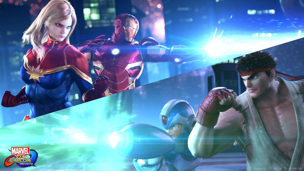 U. MARVEL VS. CAPCOM 3 - Feature