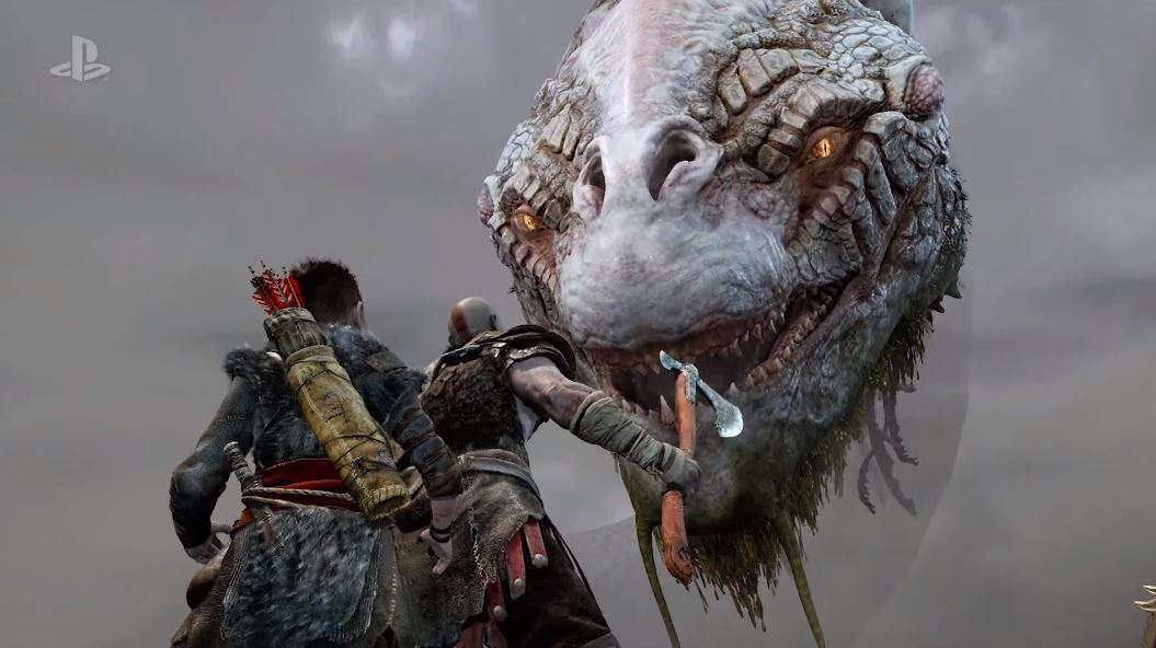 E3 2017: God of War gets an epic trailer at Sony's Press Conference, releasing 'Early 2018'