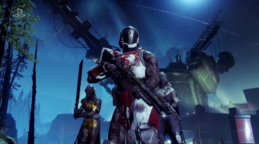 E3 2017: Destiny 2 once again makes an appearance at Sony's E3 presser, new trailer shown off