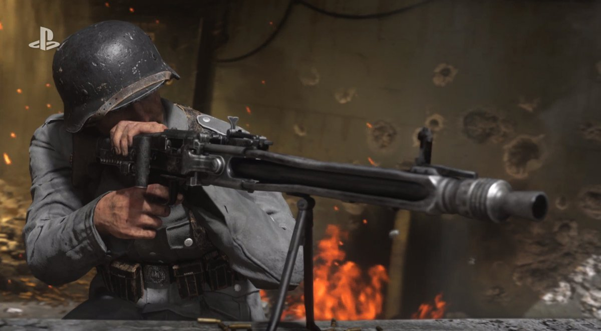 E3 2017: Call of Duty: WWII's beta starts in August and runs through September