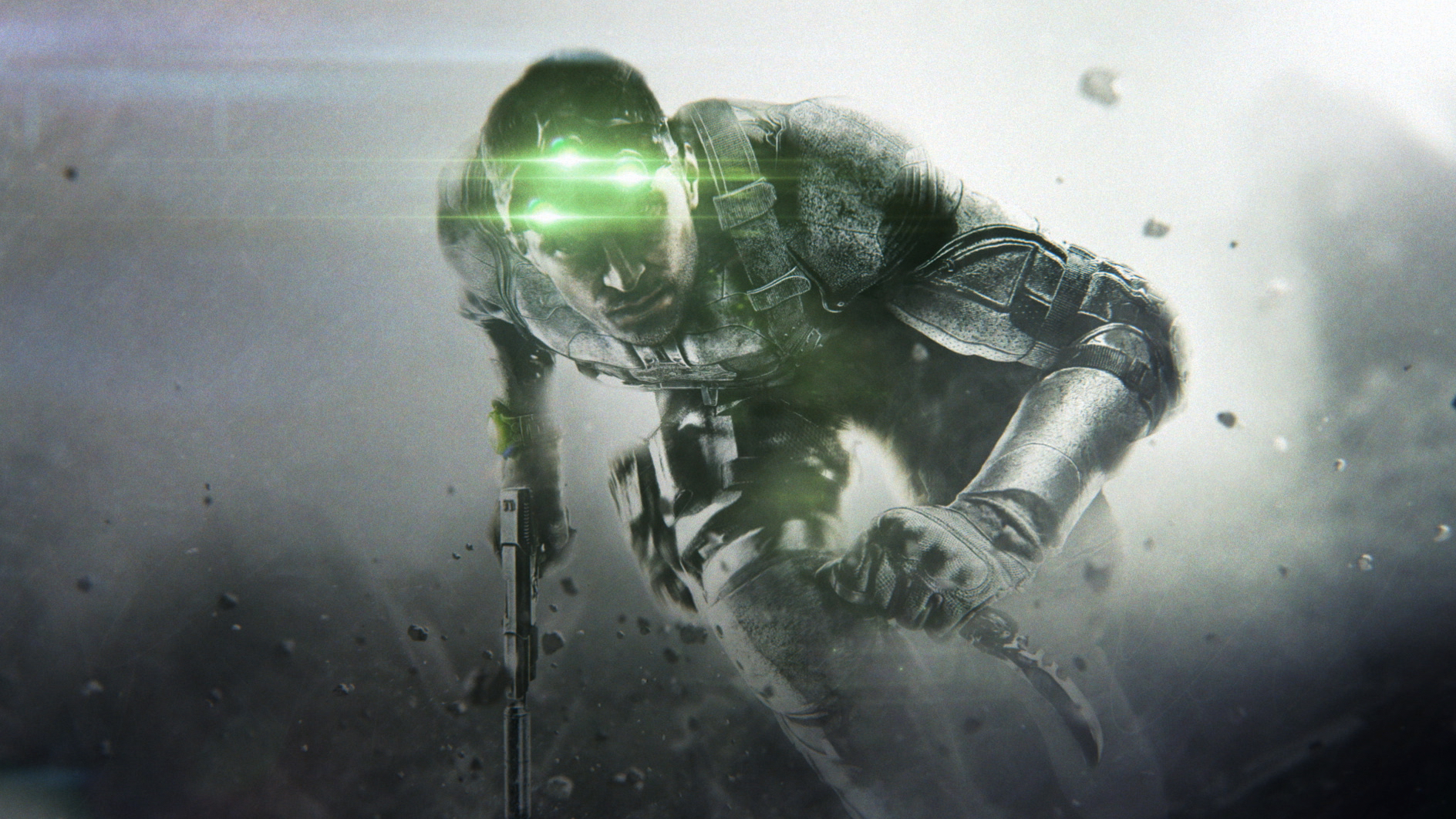 E3 2017: Ubisoft CEO says they haven't forgotten Splinter Cell