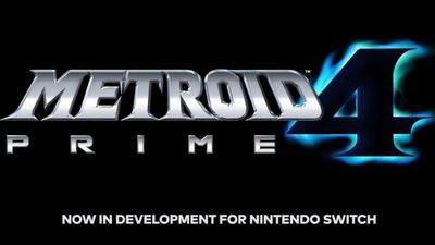 E3 2017: Metroid Prime 4 confirmed for Nintendo Switch